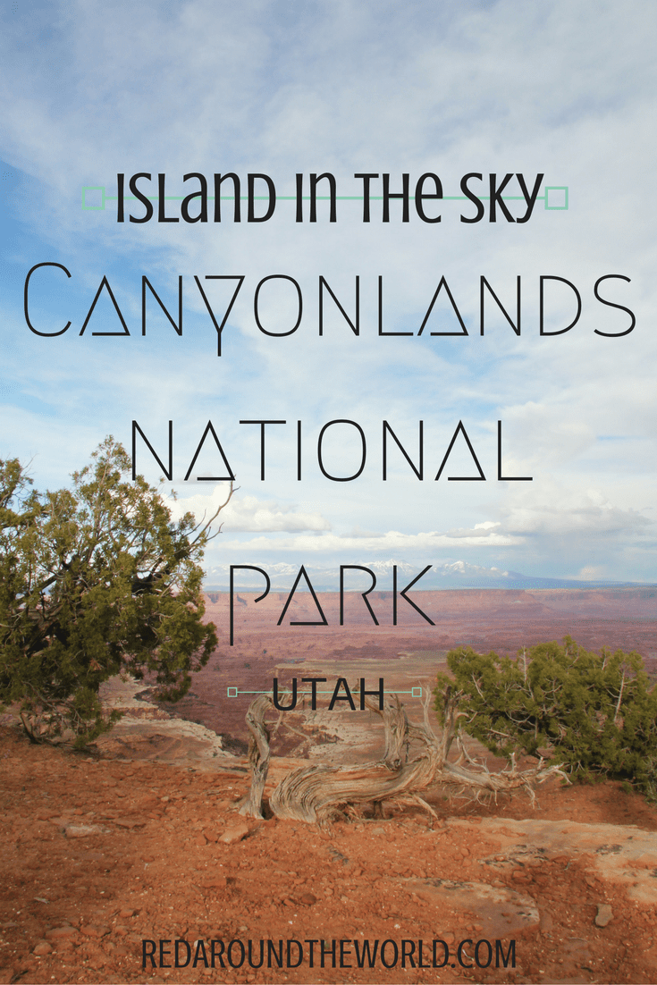 ISLAND IN THE SKY CANYONLANDS