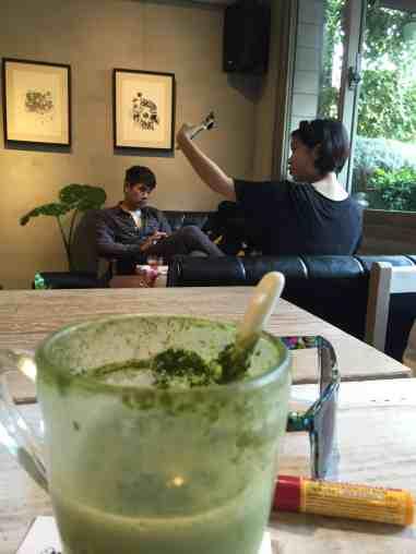 coffee shops in taipei