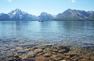 Most scenic hike in the Tetons