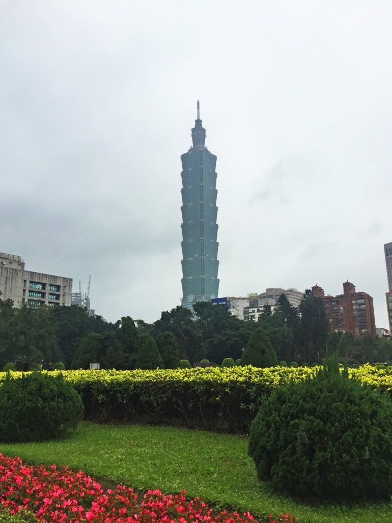 sun yat sen memorial hall taipei