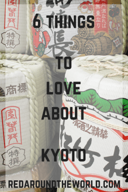 Backpacking in Japan can be intimidating, especially traveling in Japan on a budget, but it can be done. Kyoto, Japan is easy to travel around on your own and has tons of temples you can bike to with great food all over the city. #kyoto #Japan #kyotojapan #backapckingjapan #eastasia #eastasiatravel #Japan
