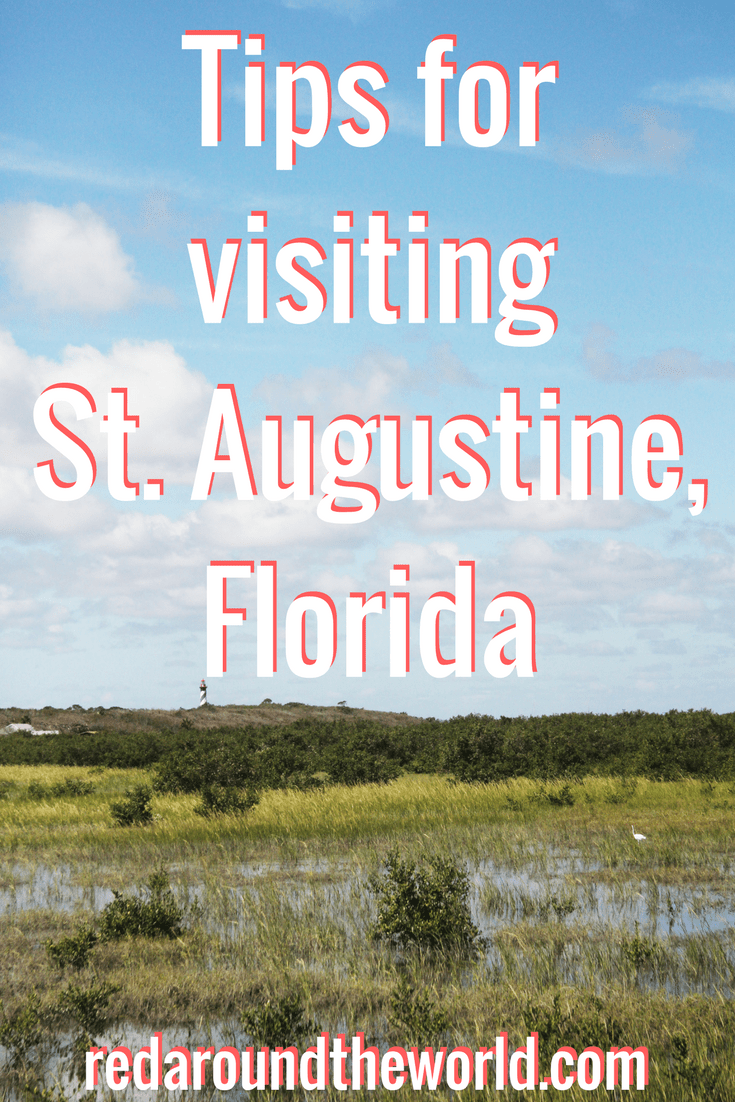 Postcards From St. Augustine