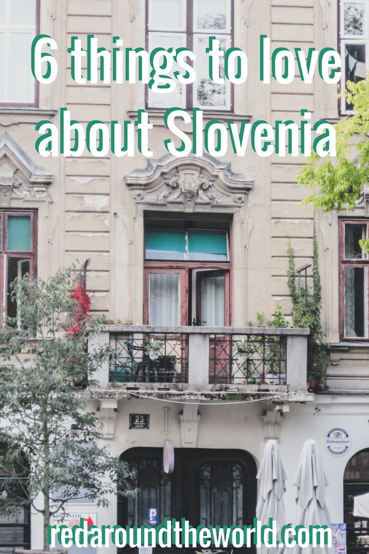 6 things to love about Slovenia