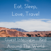 Eat, Sleep, Love, Travel