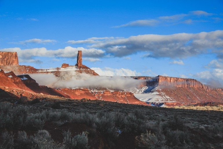 Upper Colorado Scenic Byway 128 Moab