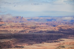 canyonlands island in the sky moab utah