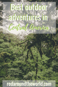 Best outdoor adventures in Central America