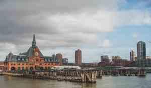 new york city pier
