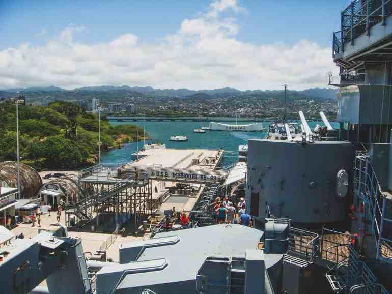 Pearl Harbor Oahu