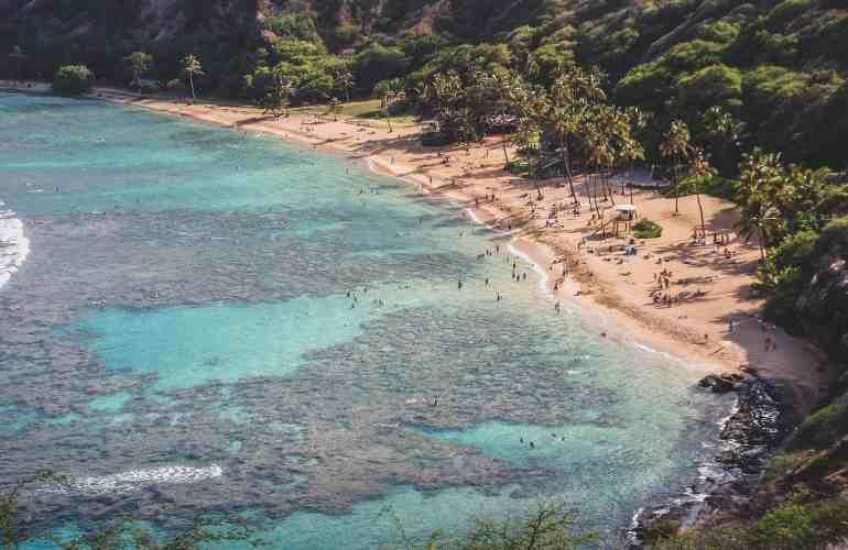 hanauma bay snorkeling oahu hawaii