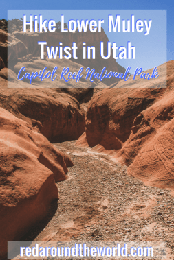 Hike Lower Muley Twist in Utah (1)