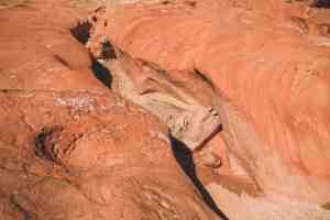lower muley twist capitol reef national park utah