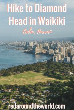 Hike to Diamond Head in Waikiki (3)