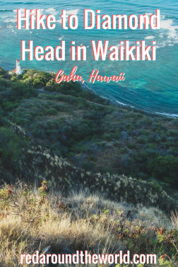 Hike to Diamond Head in Waikiki