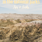 Avoiding crowds in national parks can make a trip a million times better. These tips will help you avoid crowds in national parks making your visit that much better. Whether you're going to a popular park like Yosemite or an underrated park like Great Basin, this will help make your visit great. #roadtrip #nationalpark #usnationalpark #usatravel #ustravel #usaroadtrip #yellowstone #yosemite #grandcanyon #greatsmokymountains #arches #Zion #hiking