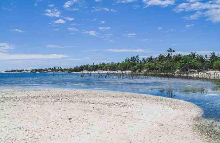 Malapascua beach philippines