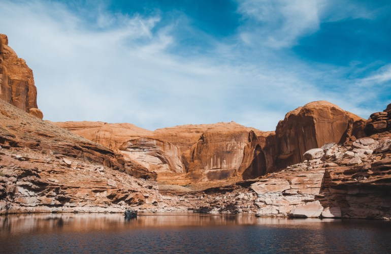 north lake powell