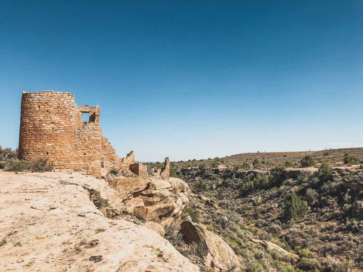 Explore Ancient Ruins At Hovenweep National Monument