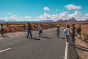 Forrest Gump Spot Monument Valley
