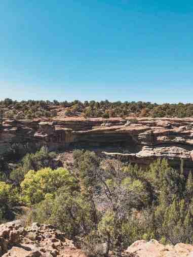 Five Kiva Pueblo Blanding, Utah