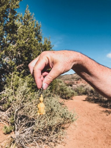 Geocaching in Utah