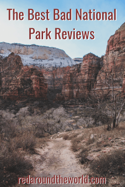 The Best Bad National Park Reviews