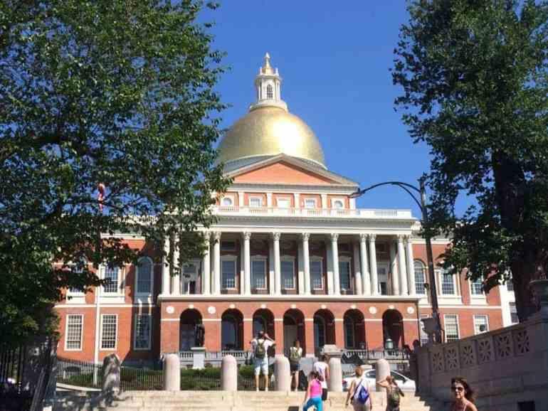 Boston national historic park