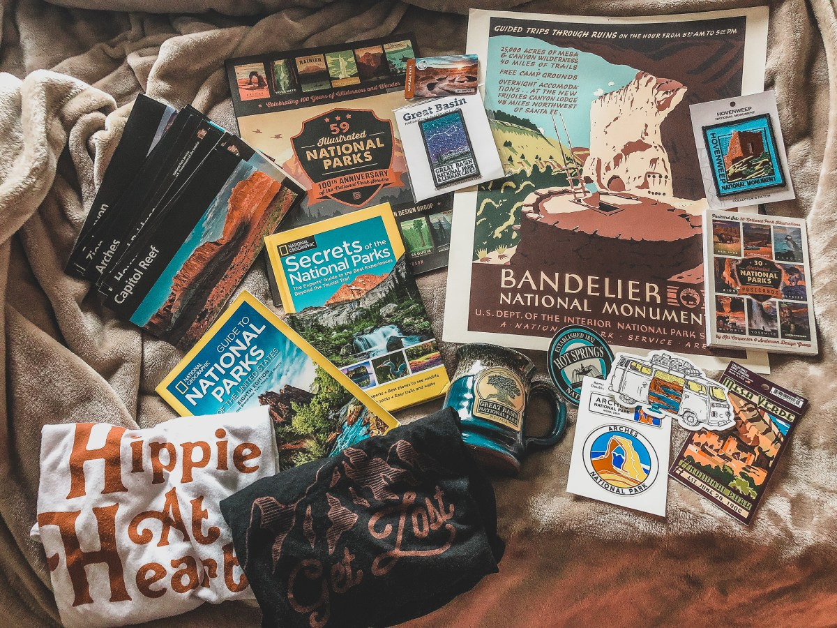The Perfect Gifts For National Park Lovers