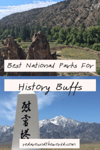Do you love history? If so, these are the 10 best national park sites for history buffs. Learn about another time at these historic national parks.