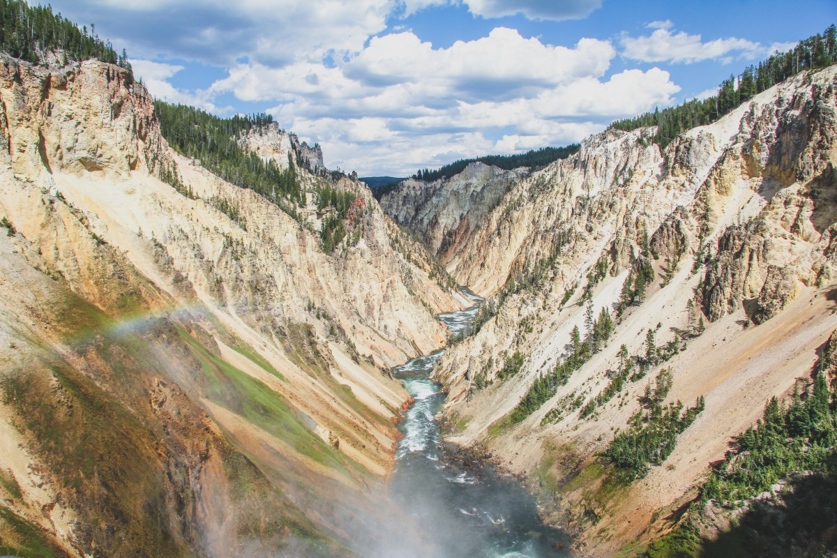 Ultimate Guide To Yellowstone Hiking Trails And Geysers