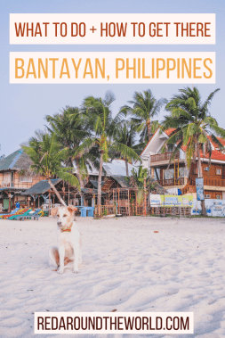 There are tons of things to do on Bantayan in the Philippines. It's easy to get to Bantayan from Cebu City and from Malapascua. Relax on the beach in Bantayan.