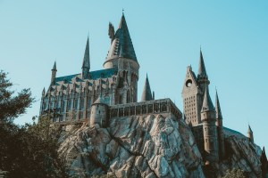 Hogwarts wizarding world of harry potter universal orlando harry potter