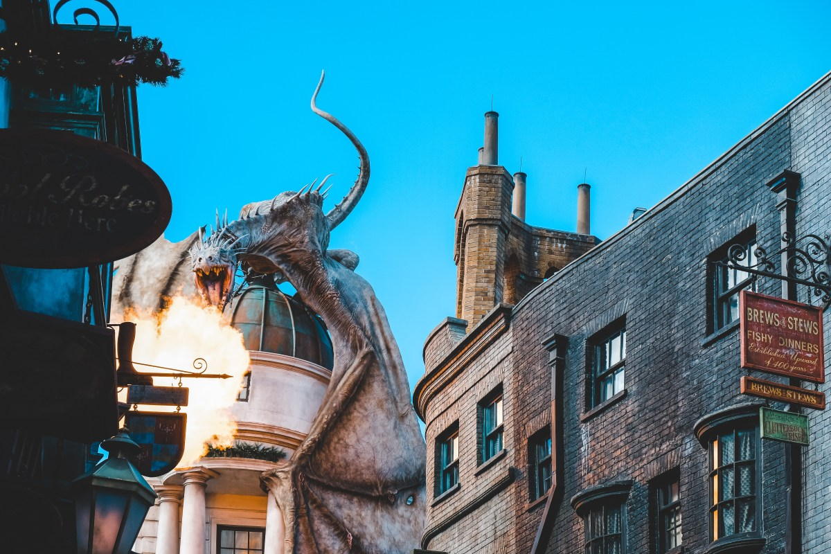 21 Photos To Inspire A Magical Trip To The Wizarding World Of Harry Potter