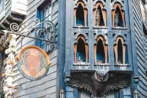 Owl post wizarding world of harry potter universal orlando harry potter