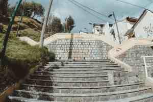 overlook in quito near skatepark