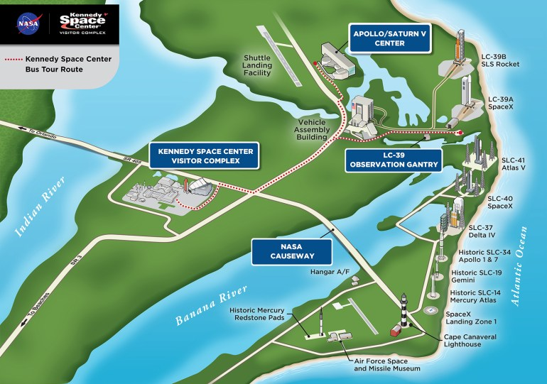 MAP KSC TOUR 2018
