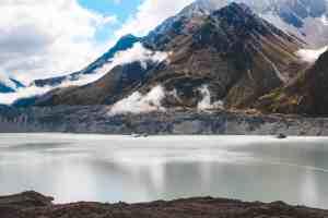 Tasman Glacier New Zealand