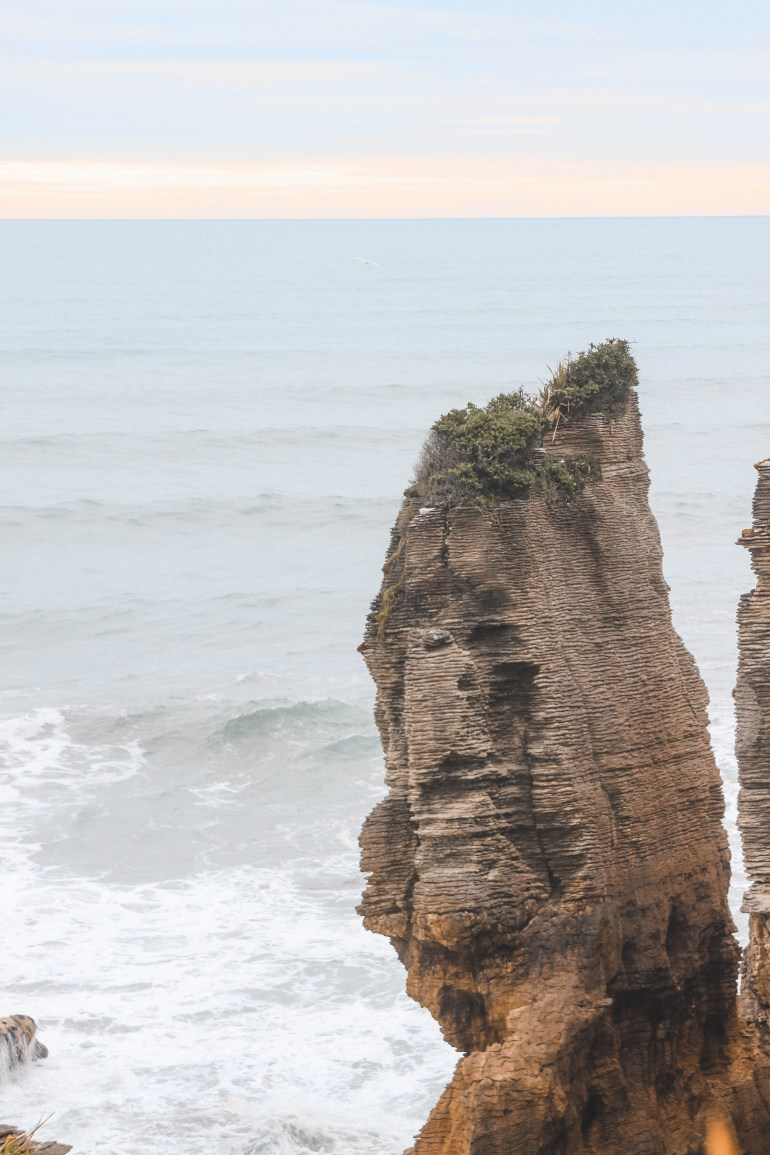 Punakaiki rocks new zealand pancake rocks