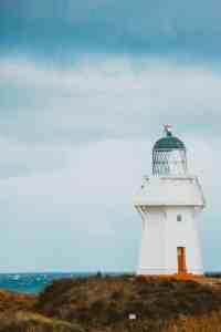Waipapa lighthouse new zealand