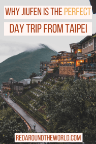 Jiufen is the perfect day trip from Taipei. This guide will help you find the best things to do in Jiufen. Visit the Jiufen Old Street and tea houses in the Jiufen hills.