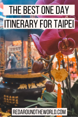If you have a long layover in Taipei, there are plenty of ways to fill your day. Here are seven perfect one day itineraries for one day in Taipei.