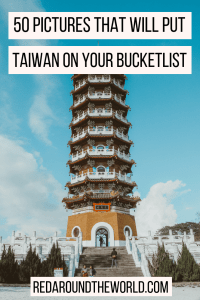 Taiwan is full of tourist attractions from night markets to temples. Some of the best things to do in Taiwan are hiking, eating, and visiting temples. Backpacking Taiwan is a great way to see the country. Taiwan's East Coast is great for road trips. Visit Taroko Gorge, Taipei, Jiufen, Kaoshiung, and Kenting.