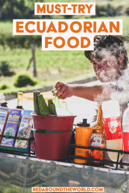 This will help you find some popular food in Ecuador. Knowing what to eat in Ecuador can be intimidating, but this list of Ecuadorian food will help. Ecuador travel   Ecuadorian food   what to eat in Ecuador   Ecuador vacation   Ecuador things to eat