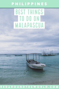 Malapascua is a tiny island north of Cebu in the Philippines. It's a destination popular for diving, but there is plenty to do on Malapascua for non-divers. Malapascua | Malapascua things to do | Malapascua island | malapascua island Philippines | malapascua island Cebu | malapascua Philippines | Philippines travel | Philippines things to do