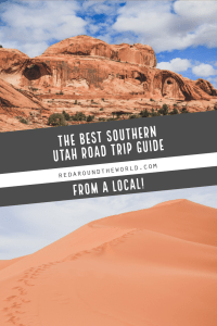 This is the ultimate guide to help you plan a southern Utah road trip. See the Utah national parks, state parks, and scenic drives. The perfect Utah road trip. Utah road trip | Utah national parks | utah national parks road trip | utah state parks | utah hiking | utah scenic drives | Utah travel | utah things to do | utah vacation | utah | road trip | southwest USA road trip #utah #usa #roadtrip