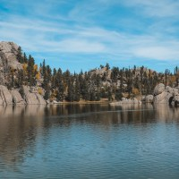 Hike The Sylvan Lake Loop Trail Along The Needles Highway In South Dakota