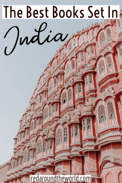Looking for the best travel books that take place in India? Look no further! These are the best books on India and best books that are set in India. books set in india | books about india | india travel books | india books | india books to read | books to read about india