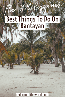 There are tons of things to do on Bantayan in the Philippines. It's easy to get to Bantayan from Cebu City and from Malapascua. Relax on the beach in Bantayan. Philippines travel | Philippines things to do | Bantayan philippines | cebu philippines | philippines vacation | bantayan things to do | bantayan vacation