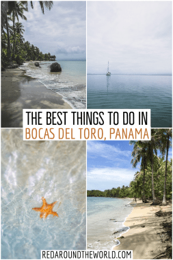 Puerto Viejo to Bocas del Toro is an easy trip if you want to see Panama but don't have much time. There is plenty to do from caving to island hopping. panama things to do | panama vacation | panama beaches | backpacking panama | panama on a budget | backpacking central america | central america things to do | central america vacation | bocas del toro | bocas del toro panama | bocas del toro island hopping | bocas del toro things to do