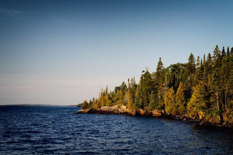 Isle Royale Michigan